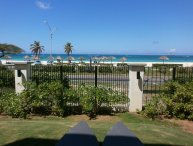 PROMO-BEACHFRONT- EAGLE BEACH - OCEANIA RESORT - Ocean Extravaganza 2BR condo -