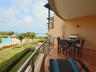 BEACHFRONT - EAGLE BEACH - OCEANIA RESORT - Absolute Luxury 2BR condo - BC254