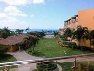 BEACHFRONT - EAGLE BEACH - OCEANIA RESORT - Allergy Friendly 1BR condo - P314