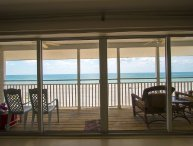 Hartney's Beachfront Paradise by Beachhousefl DIRECT BEACHFRONT.