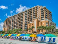 Luxury 3 Bedroom w/ Oceanfront Master in Top Rated Resort in Golden Mils Section
