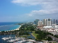 Best In Building Ocean View Condo-Newly Upgraded-Free Parking $89