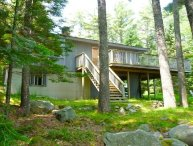 Cove Point Cottage - Somes Sound, Mount Desert
