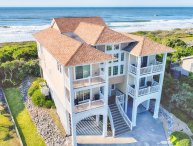 Island Drive 3606 Oceanfront! | Elevator, Internet, Fireplace