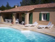 LS2-23 LOU CALADE, Holiday Home with Private Pool, in the Luberon