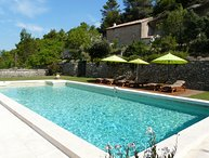 LS2-239 Amanto, Magnificent Provencal farmhouse with private pool in the Luberon
