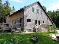 Carroll Farm Cottage - great family home in the woods near Southwest Harbor
