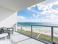 W South Beach Private Residence Full Oceanfront 3 Bedroom Unit