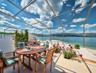 Beachfront house for rent Ciovo, Trogir