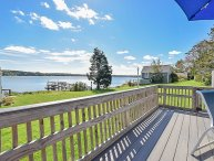 #417: Waterfront cottage with boat dock. Dog friendly, beautiful views!
