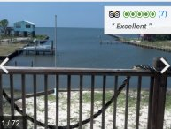 Baycation 4 BR/2BA - Bay Front w/Kayak - No Minimum Nights