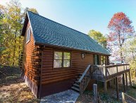 Mt Mitchell View Cabin | Beautiful pet friendly cabin with Mt Mitchell view!