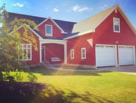The Red Farmhouse - Big Space - Great for large groups