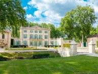 Chateau Provence Elegance - Estate Holiday chateau for rent in Provence