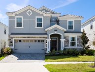 9014SID-The Retreat at ChampionsGate | South Facing Pool