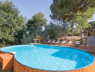 Villa in Cortona with 3 bedrooms and swimming pool