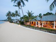 Villa 17 - Luxury beachfront villa 4 bedroom option