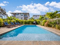 Casa Junonia - 4BR/3BA Private Home, Heated Pool, Private Cabana, Walk to Beach
