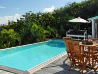 Villa Blue Lagoon | Ocean View - Located in Magnificent Grand Cul de Sac with P
