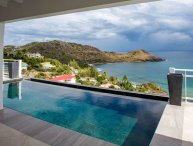 Villa Cacao | Ocean View - Located in Magnificent Toiny with Private Pool