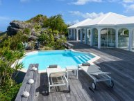 Villa Byzance | Ocean View - Located in Beautiful Colombier with Private Pool