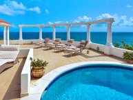 Villa Terrasse De Mer | Beach View - Located in Exquisite Terres Basses with P