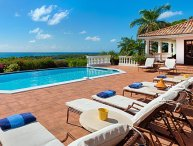 Villa Mer Soleil | Ocean View - Located in Tropical Terres Basses with Private