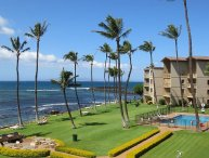 Beautiful Oceanfront 3rd Floor Unit at Maalaea Kai Complex