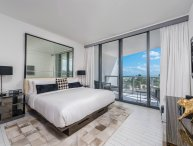W South Beach Private Residence Chic Ambience Beachfront Unit 514