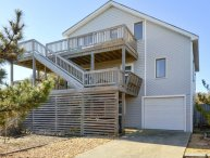 Blue Yonder - 175 feet to Beach Access - Private Pool & Hot Tub