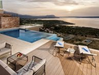 Villa Kostas Crete Luxury villa rental near Chania