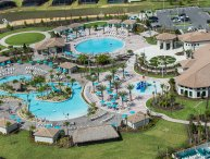 N9 - ChampionsGate * PRICE MATCH * Water Park/Lazy River/Arcade/Bar/Gym/AC/WiFi