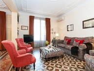 3br Modernist Pg de Gràcia high ceilings - Dandi