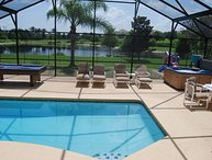 Disney is super close, Pool, Spa, Game room, Free WiFi, Private back yard, TV's