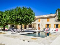 Holiday house near Vaison-la-Romaine, swimming pool, pets allowed