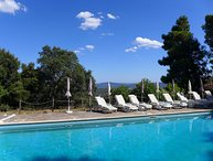 Close to the sea, spacious villa in La Garde-Freinet, Var, pool
