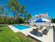 Villa Family Gruda – Holiday villa with pool in greenery, Gruda, Dubrovnik