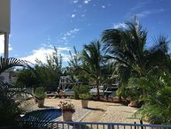 LIFE IN PARADISE-SOMBRERO - GORGEOUS WATERFRONT 4 BDR, POOL, DOCK, PALMS & SAND