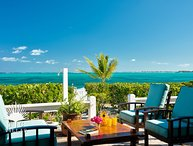 Reef Beach House on Grace Bay, a 4BR villa with private pool near marina
