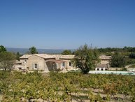 LS2-114 TREMUDA : Prestigious Mas in the heart of the Luberon