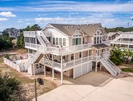 Summer Breeze | 970 ft from the Beach | Private Pool, Hot Tub | Corolla