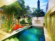 Orange Villa - Located in Oberoi Seminyak