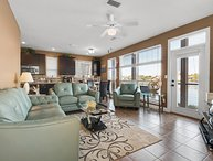 13B Gulf view! Beach Chairs and Umbrella provided!!