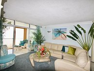 3E  Fantastic Ocean Front 2 Bedroom  directly on the beach Great for Families