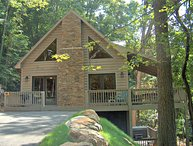 Indian Cove-Hot Tub, Pool Table, Pet Friendly, WIFI, Outdoor fireplace, Indoor G