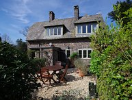 Gate Cottage, Allerford - Comfortable cottage for 6 in the stunning vale of Porl