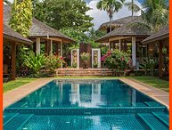 Villa 29 - Beach front luxury (3 BR option) with Thai chef service