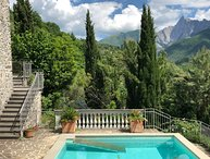 Villa Isotta 10Pax with Exclusive pool, BBQ, Free WiFi, near 5 Terre and beaches