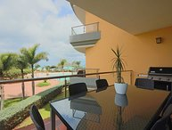 BEACHFRONT - EAGLE BEACH - OCEANIA RESORT - 2BR condo - E224-2