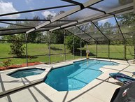 J & D's Very PRIVATE DISNEY Orlando Vacation home South Facing Pool FREE Grill